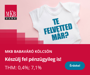 MKB Babaváró Hitel